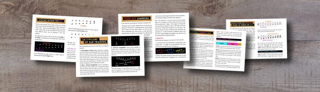 Ear training explained ebook