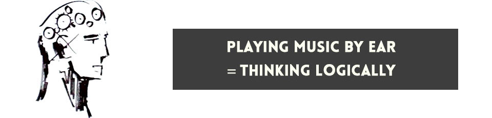 playing music by ear is thinking logically 2